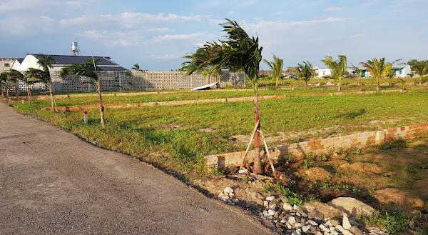 cần bán đất Hồ tràm , diện tích 250m2 nằm trong khu happy Garden Hồ Tràm