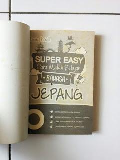 Super Easy Cara Mudah Belajar Bahasa Jepang