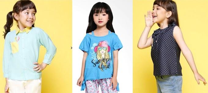 Kenali 7 Material Pakaian Anak yang Paling Berkualitas Ini