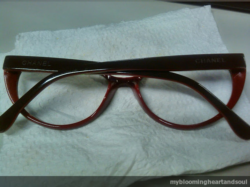 My New Eyeglass from Quiapo! - My Blooming Heart and Soul