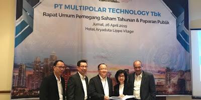 Fundamental saham MLPT ( Multipolar Technology )