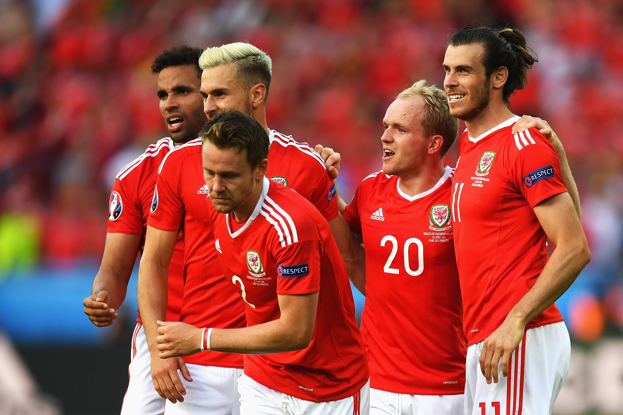 Wales lock horns with Switzerland in Saturday's early kick off