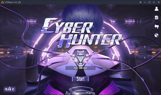 Cyber hunter wallpaper pc