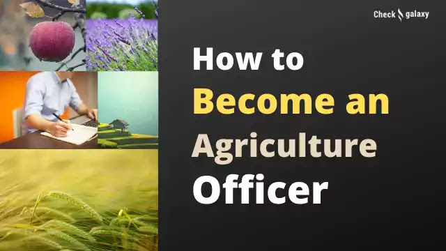 Agriculture Field Officer salary