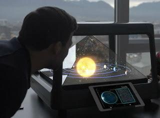 Holografi Nedir ? Nasıl Çalışır ?