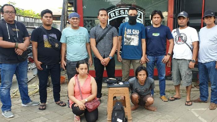 Resmob Polres Bone Ringkus   Pencuri Lintas Kabupaten