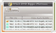 WinX DVD Ripper Platinum [DISCOUNT 50% OFF] 7.5.10