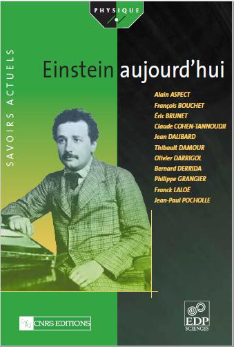 Livre : Einstein aujourd'hui (Savoirs Actuels)