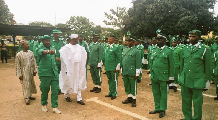 nigeria gists photos president buhari relaunches war