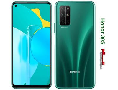 هونر 30 اس - Honor 30S  هونر Honor 30S الإصدار : CDY-AN90  مواصفات و سعر موبايل هواوي هونر 30اس - Huawei Honor 30S - هاتف/جوال/تليفون هواوي هونر Honor 30S