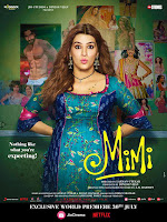 Mimi 2021 Full Movie [Hindi-DD5.1] 1080p HDRip