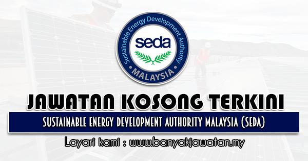 Jawatan Kosong 2021 di Sustainable Energy Development Authority Malaysia (SEDA)