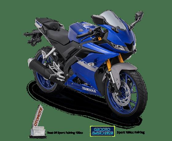 Ada tiga pilihan warna baru yang dihadirkan Yamaha Indonesia Motor Manufacturing (YIMM) pada Yamaha R15 VVa versi 2021.     Tiga warna tersebut adalah metallic blue, matte silver, dan matte black. Sedangkan warna dari Yamaha R15 VVa MotoGp Edition masih sama dengan tahun-tahun sebelumnya.