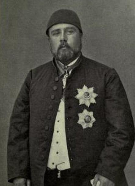 Ismael Pasha