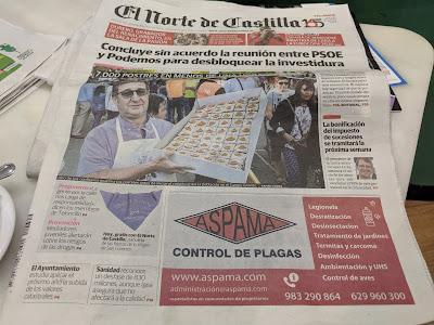 empresa de control de plagas Valladolid