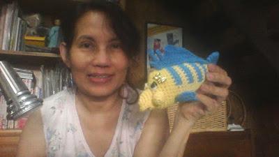 Crochet Flounder free Crochet and Other Stuff