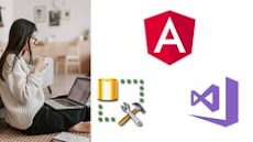 Full-Stack Web Development using Angular 10, Web API & SQL