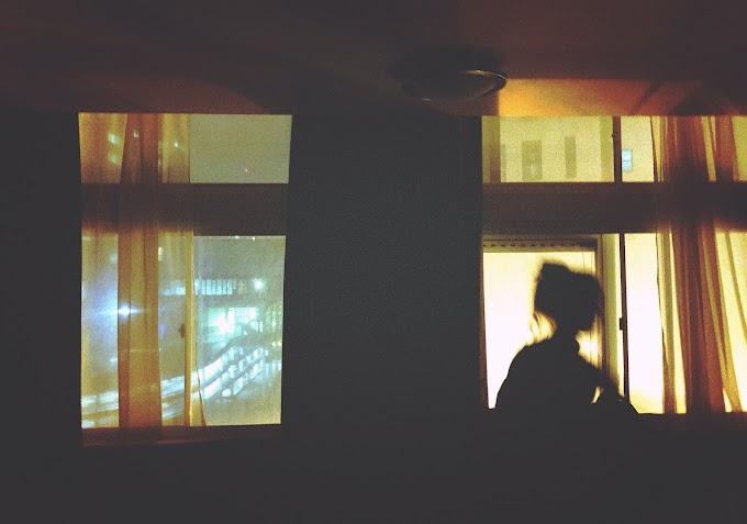 Women in the window   Part 2