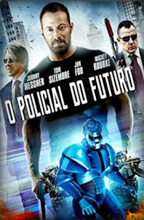O Policial do Futuro - BDRip Dual Áudio