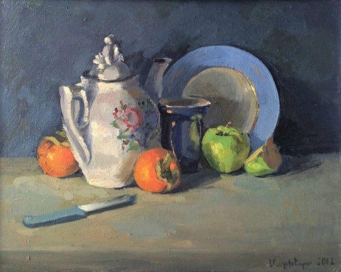 Армянский художник. Marieta Arzumanyan