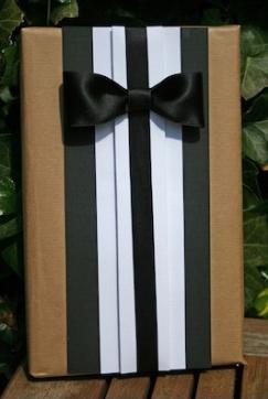 как упаковать подарок на 23 февраля