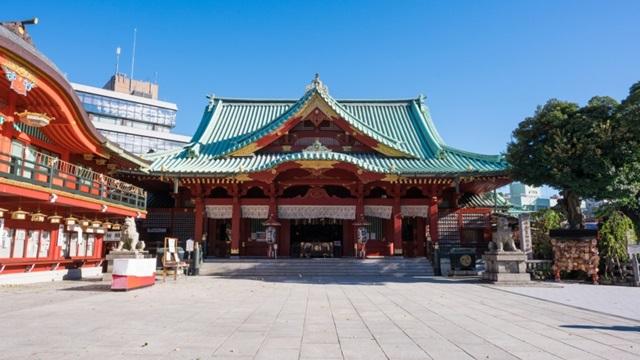 ศาลเจ้าคันดะเมียวจิน (Kanda Myojin Shrine: 神田明神) @ www.tripnote.jp