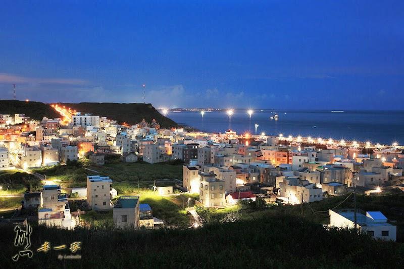 西嶼外垵漁港碼頭|澎湖小香港