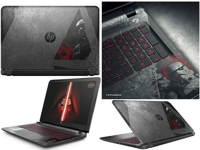 HP 15t Star Wars laptop