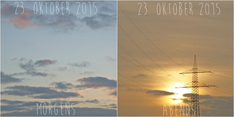 Blog + Fotografie by it's me! - Himmel am 22.10.2015