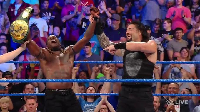 Replay: WWE Smackdown Live em Português 28/05/2019