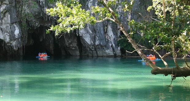 Puerto Princesa Underground River, Filipina