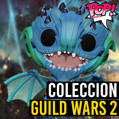 Lista de figuras Funko POP Guild Wars 2