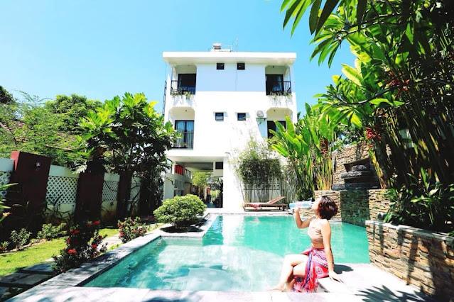 Satori Villa Hội An, thuê villa hội an, thuê biệt thự hội an