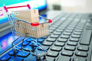 Jualan di Online Shop