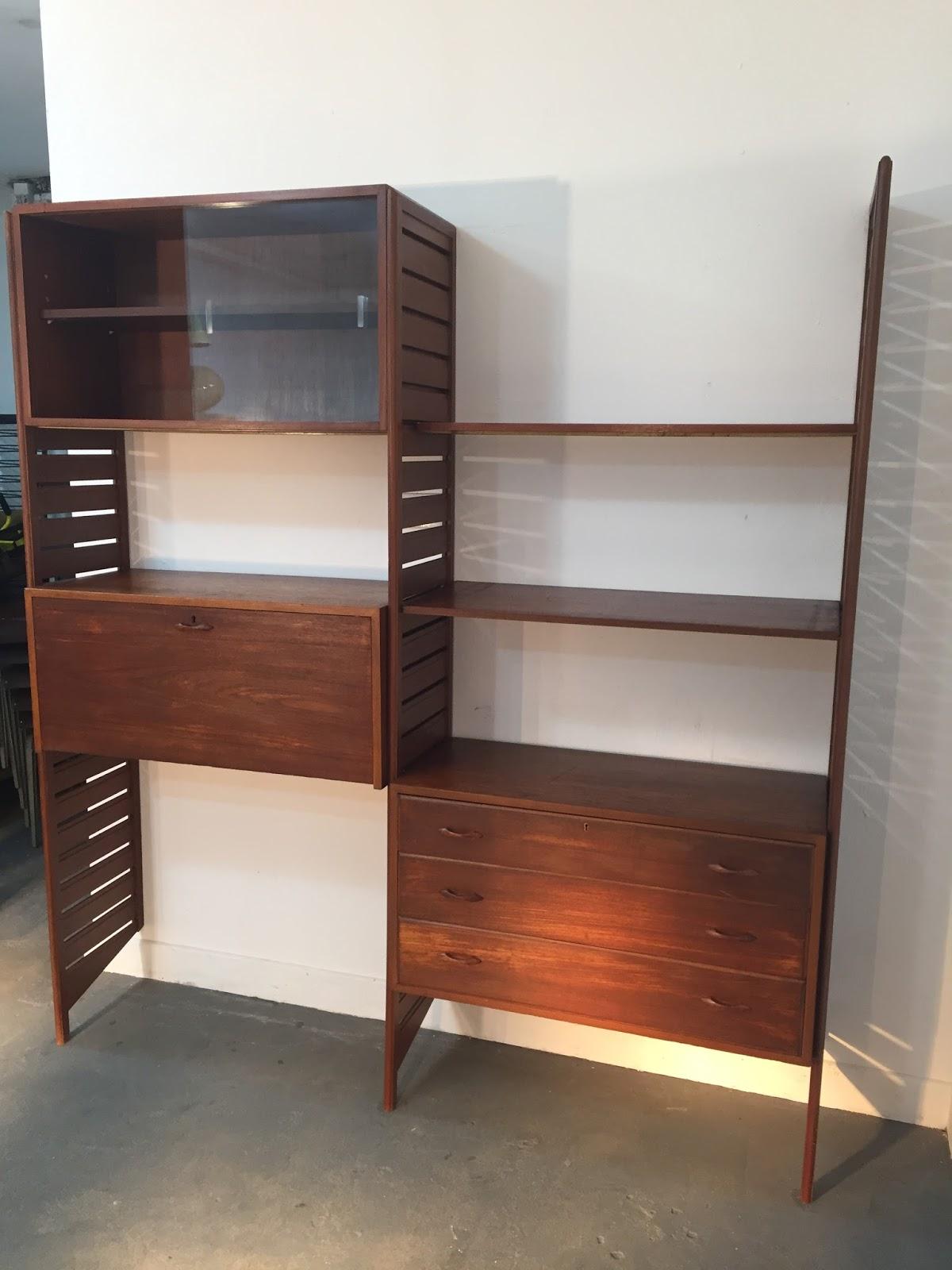 parker knoll sofa bed modern linen slipcover ocd - vintage furniture ireland
