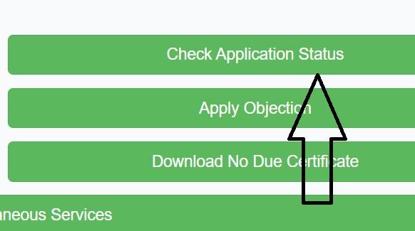 holding tax application status orissa