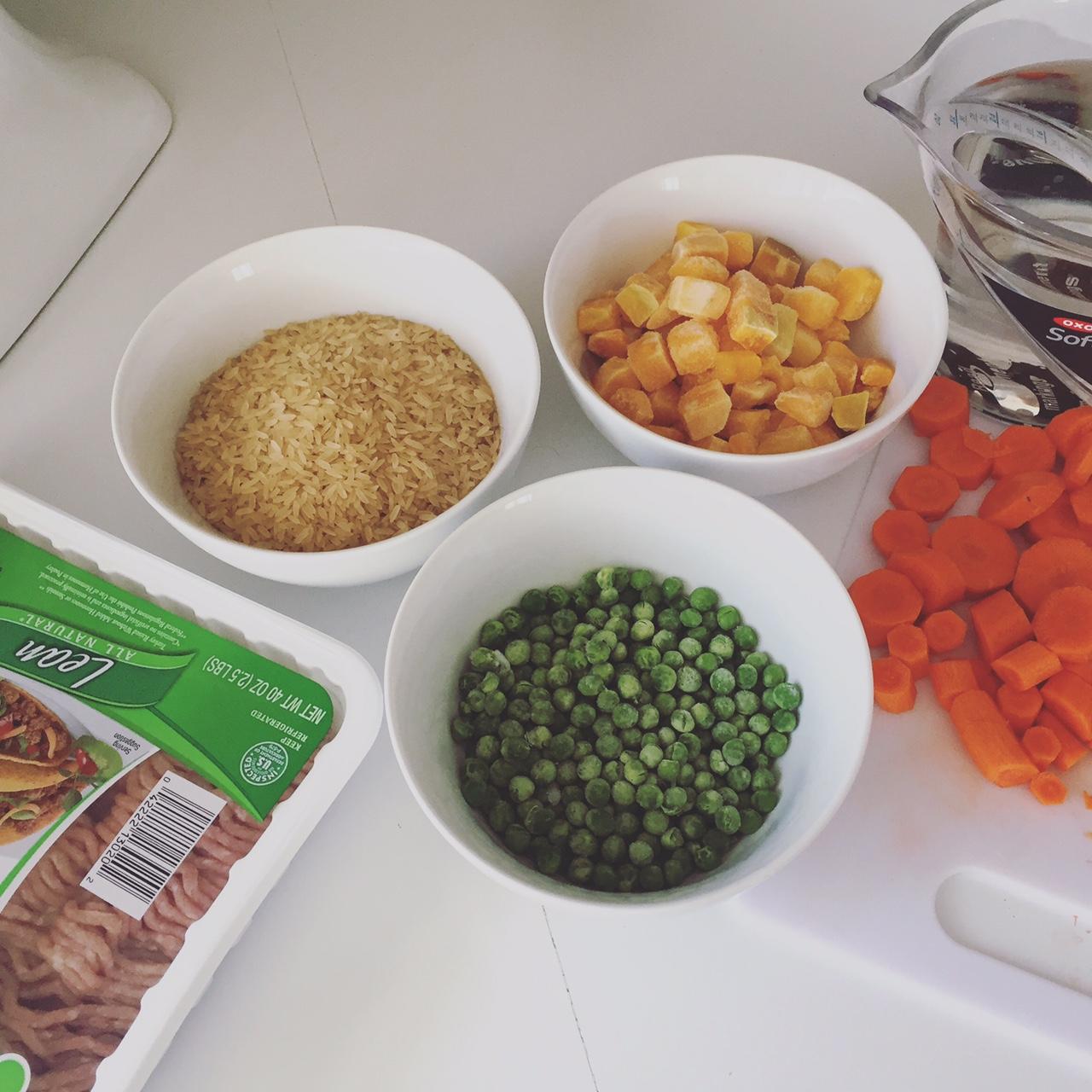 Split Peas Dog Food