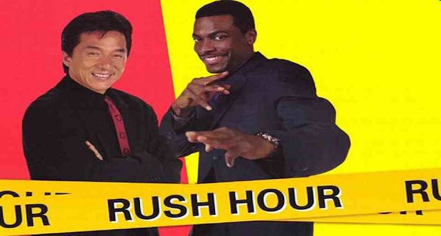 In which year was the first Rush Hour film released?