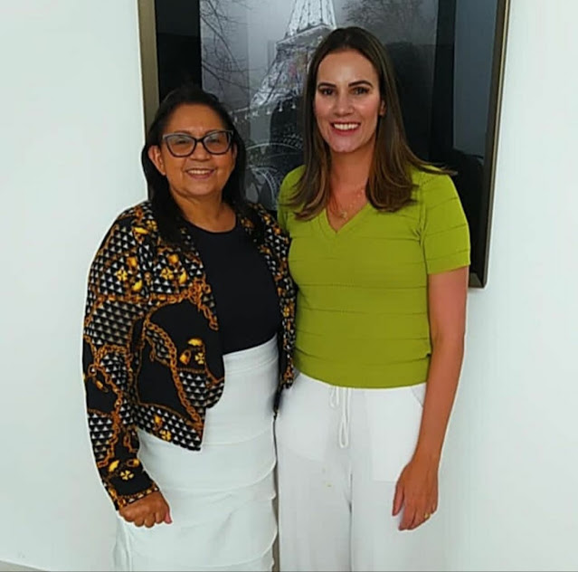 Dayse Juliana e Dona Graça deverão assumir comando do Consórcio de Municípios da Mata Sul