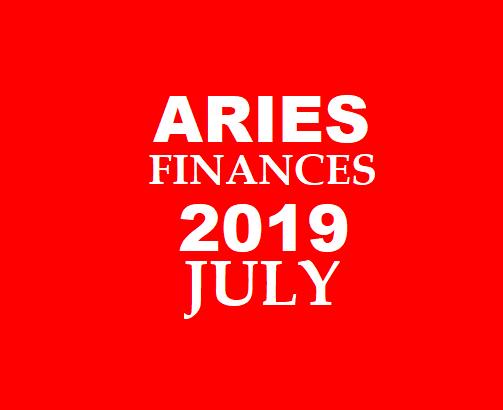 ARIES SIGN - MESHA RASI PALAN - ENQUIRE NOW: 2019 July Aries