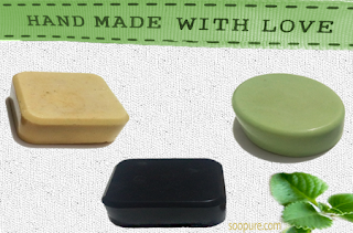 Clay Hand Made Soap