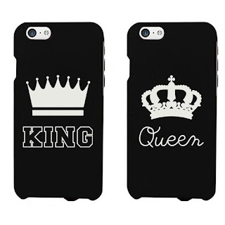 custom case couple king queen