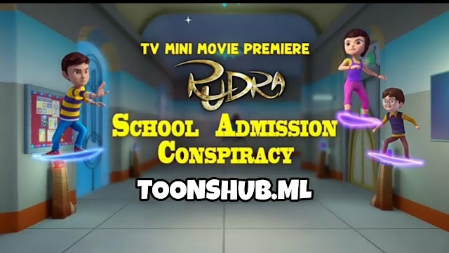 Rudra - School Admission Conspiracy Movie Hindi-Gujarati-Tamil-Telugu Multi Audio Download FHD