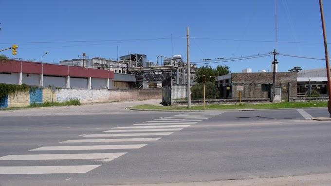 Robo millonario a un empleado de Novogar en Av. San Martin y Libertador