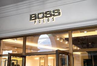 boss polos logo