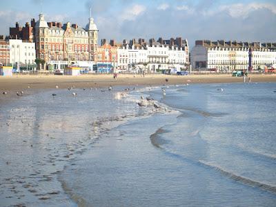 Weymouth beach (2012)