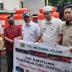 PT. Mutiara Agam Salurkan 10 Unit Tempat Cucian Tangan Lapangan Kepada Pemda Agam