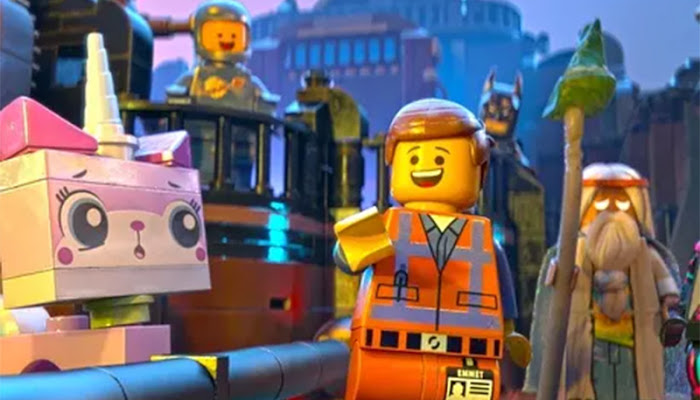 The Lego Movie – review | Mark Kermode