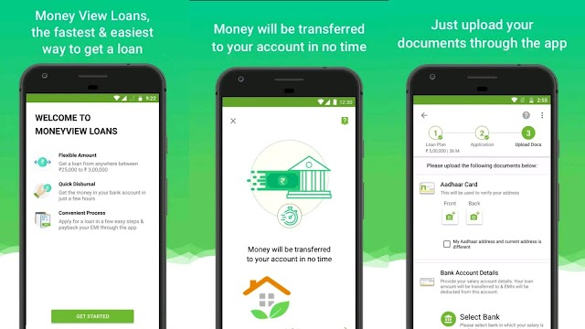 Moneyview loan app review - Funding, Eligibility, and Customercare number.