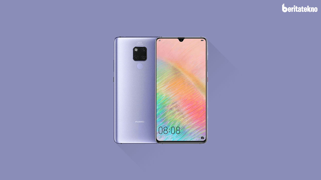Huawei Mate 20 X, Punya layar 7.2 Inci
